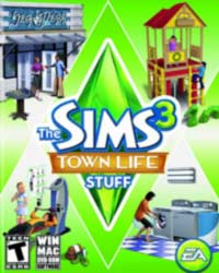 Sims 3 Town Life Stuff