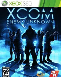 XCOM Enemy Unknown XBOX360